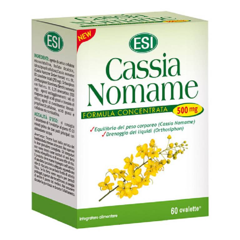 ESI CASSIA NOMAME 60OVAL