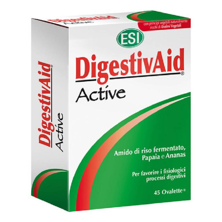 ESI DIGESTIVAID ACTIVE 45OVAL